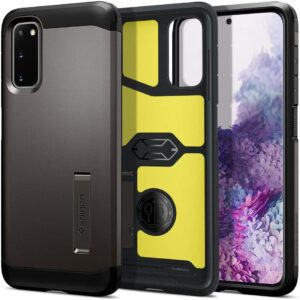 SPIGEN Tough Armor S20 - Best Samsung Galaxy S20 Case