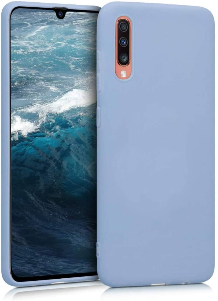 Affordable TPU Silicone Samsung A70 Phone Case For Maximum Protection