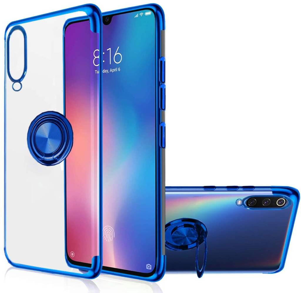 Best Crystal Clear Xiaomi Mi 9 Case With Shockproof Protection