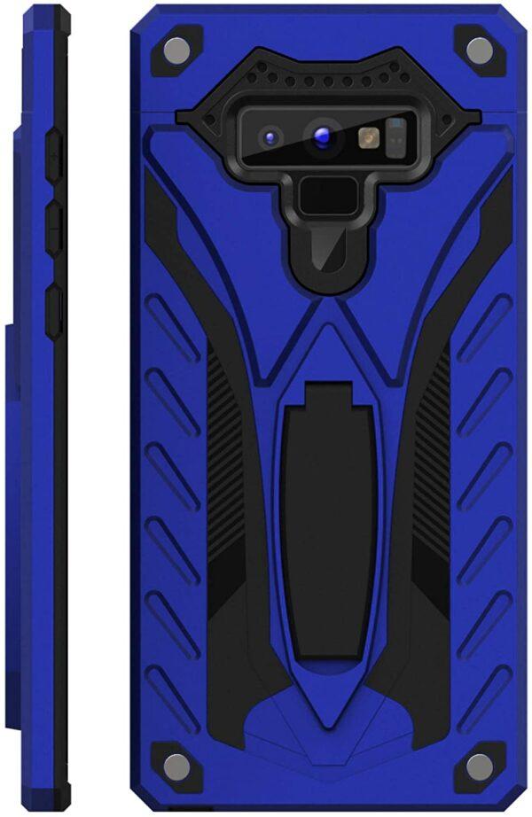 Kitoo Samsung Galaxy Note 9 Case with Kickstand, Blue