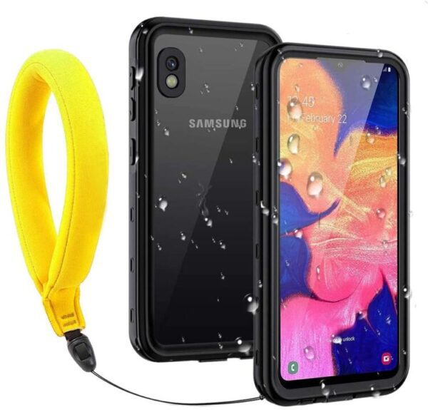 Latest Samsung Galaxy A10e Waterproof Case Designed by Anyos