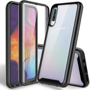New Hatoshi Samsung Galaxy A50 Case With Built-In Screen Protector