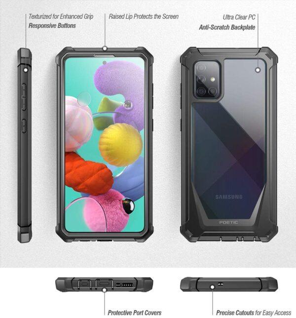 Poetic Guardian Samsung Galaxy A51 Case
