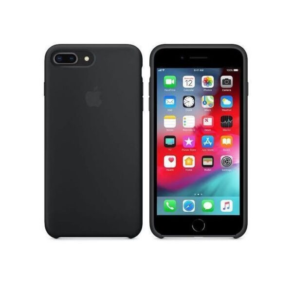 Protective Silicon Case For iPhone 7 Plus