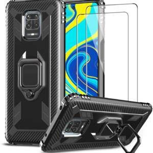 Awesome Redmi Note 9 Pro Case With Screen Protector