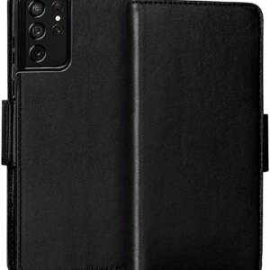 Latest FYY Samsung Galaxy S21 Ultra Wallet Case With 3 Card Slots