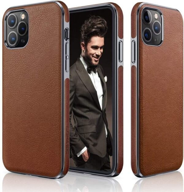 Top 10 Leather iPhone Case For iPhone 12 Pro Max