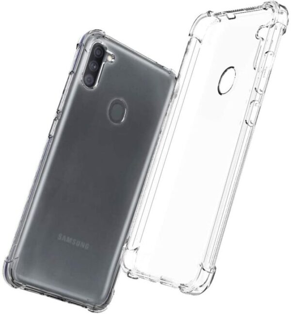 New QHOHQ Samsung Galaxy A11 Case For Protection