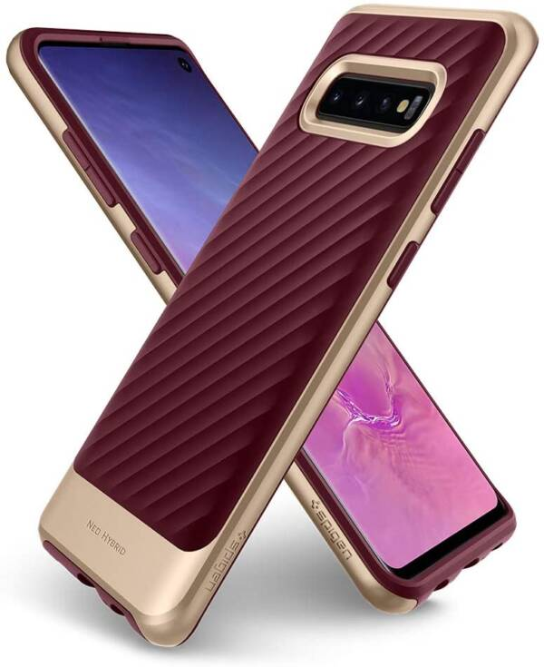 New Spigen Neo Hybrid Galaxy S10 For Protection