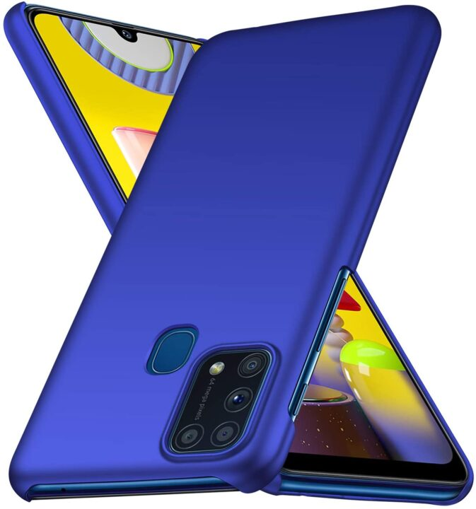 Almiao Slim Protective Case for Samsung Galaxy M31