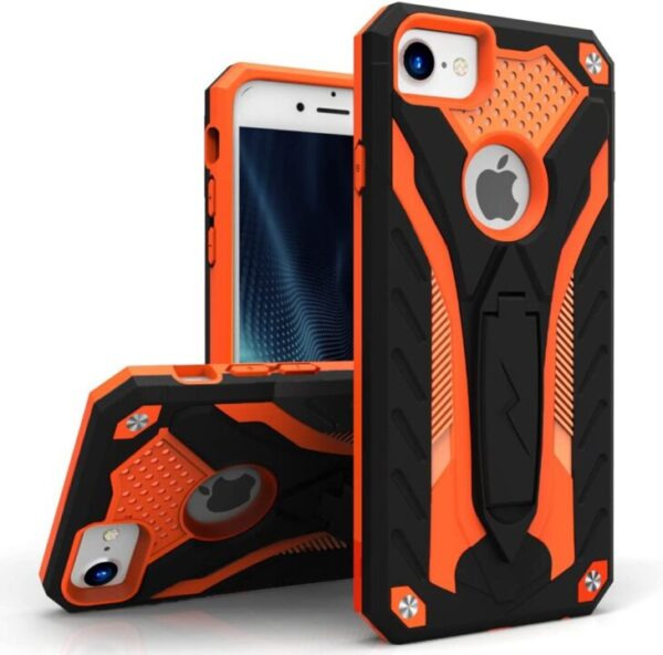 New ZIZO Static Case For Iphone 7/8 With An Integrated Kickstand