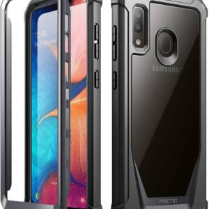Poetic Rugged Transparent Case for Samsung Galaxy A20 / A30