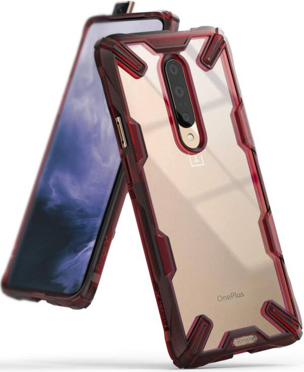Ringke - Fusion-X Phone Case for OnePlus 7 Pro
