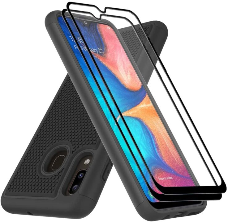 10 Most Buying Samsung Galaxy A20 Cases on Amazon Base on Customer Satisfaction