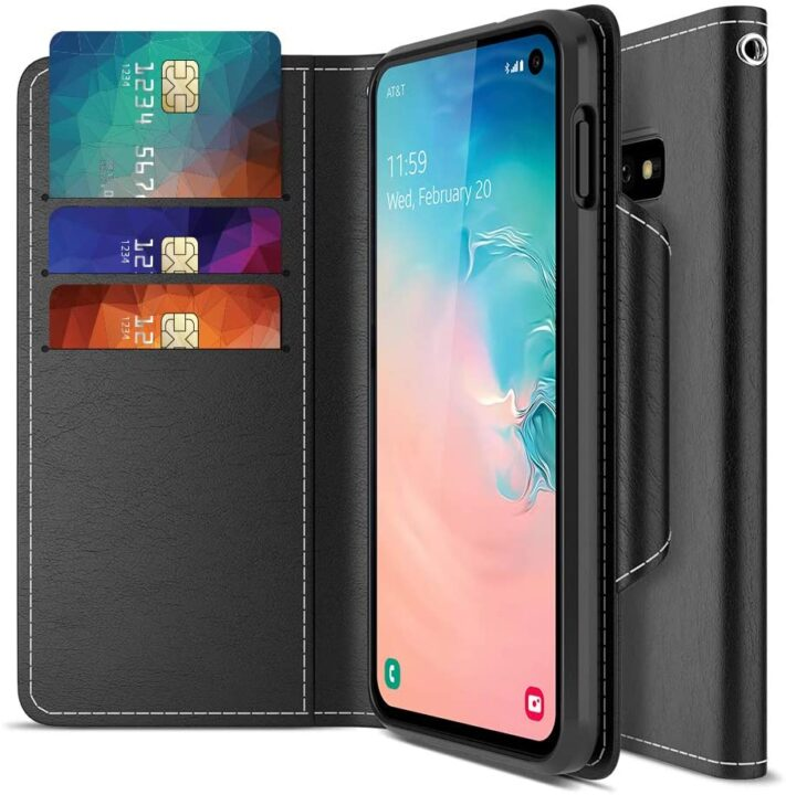 Latest Maxboost mWallet Series Case for S10e to Protect Your Phone