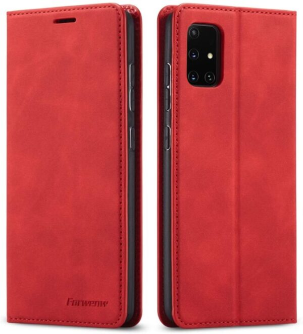 New EYZUTAK Premium Leather Case with Stand for Samsung Galaxy A21S