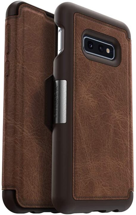 New Otterbox Strada Series Wallet Case For Samsung Galaxy S10e