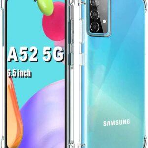 New Folmeikat Clear Case for Samsung Galaxy A52 5G
