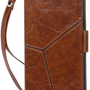 Latest YEEGG Leather Wallet Case for Samsung Galaxy M30