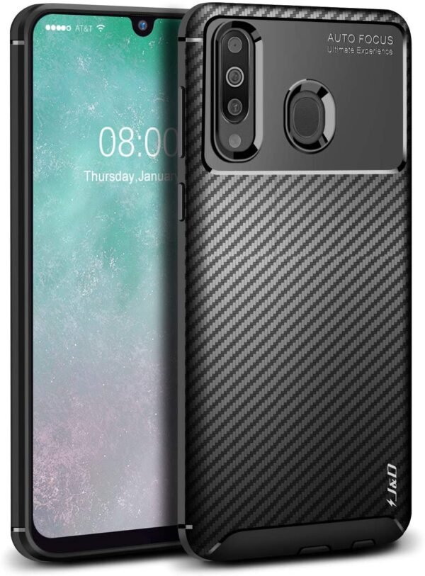 New J&D Bumper Protective Case for Samsung Galaxy M30