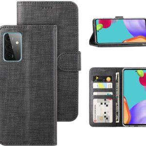 Rugged Feitenn Wallet Case for Samsung Galaxy A52 5G