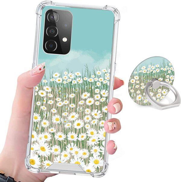atest ZIYE Protective Case for Samsung Galaxy A52 5G