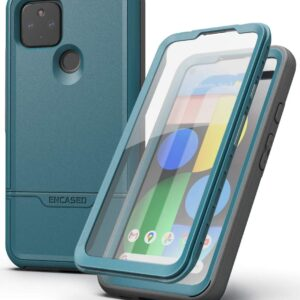 Encased RebelShield Designed for Google Pixel 4a 5G Case with Screen Protector