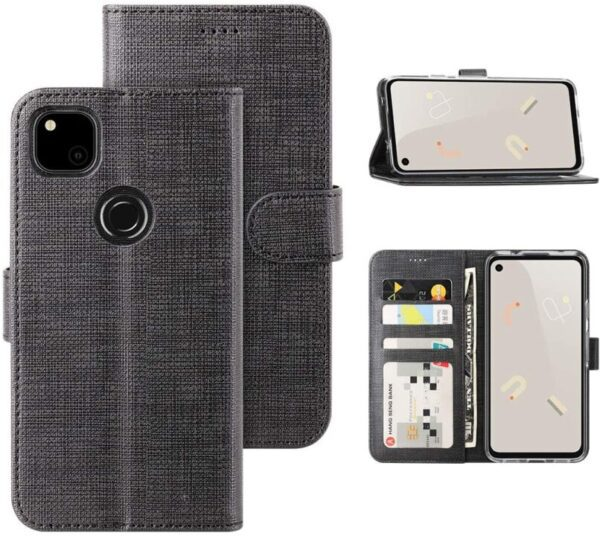 Feitenn Google Pixel 4A Wallet Case With Card Holders