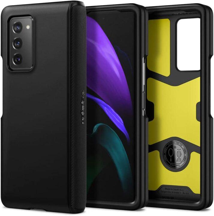 Spigen Slim Armor Pro Case For Galaxy Z Fold 2 Review – Best Case For Samsung Galaxy Z Fold 2