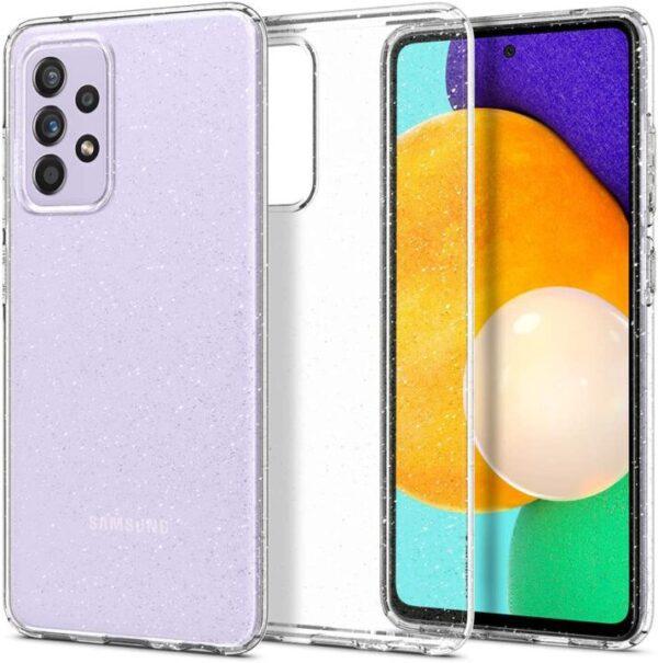 Spigen Liquid Crystal Glitter Designed for Galaxy A52 Case (2021)