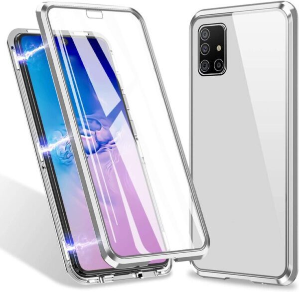 Very Protective Full Body Samsung Galaxy A81 Case With Tempered Glass Full Screen