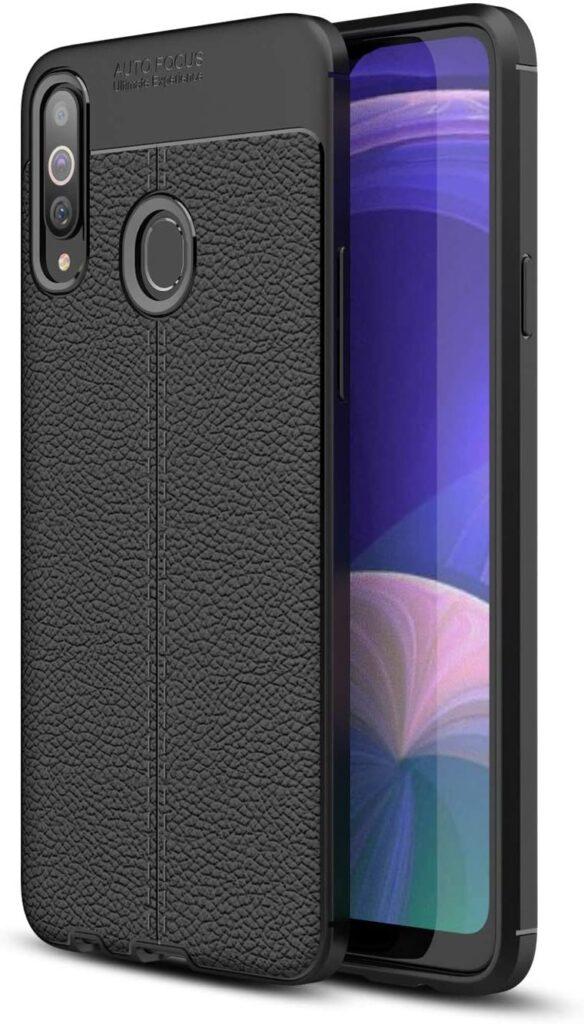Anti-Scratch Cruzerlite Case For Samsung Galaxy A20s With Shock Absorption