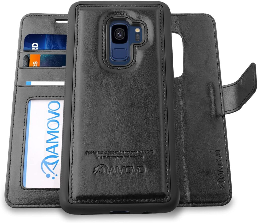 10 Best Samsung Galaxy S9 Cardholder Cases To Protect Your Samsung in 2021