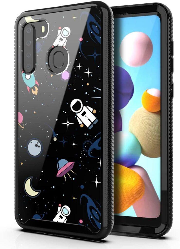 PBRO Samsung Galaxy A21 Case - Sturdy Case