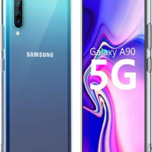 Temdan Case For Samsung Galaxy A90 5G - HD Clear Soft TPU Protective Case