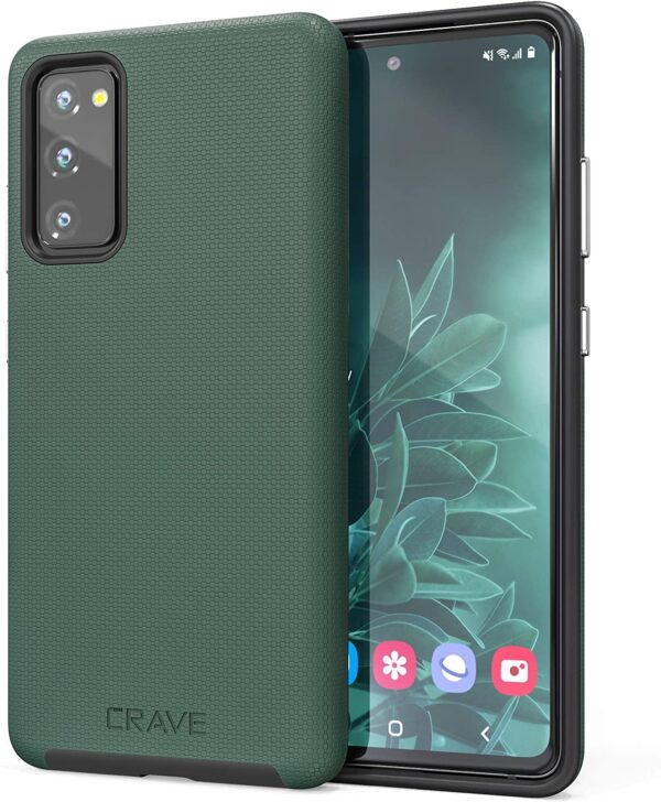 Crave Dual Guard for Samsung Galaxy S20 FE Case