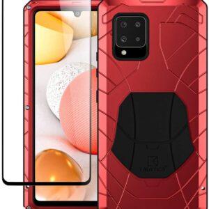 Foluu Samsung Galaxy A42 5G Phone Case – Rugged Body Case